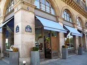 Cojean Restaurant at Place du Louvre.