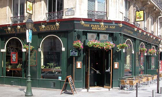 pubs paris