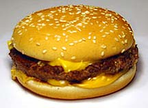 The Quarter Pounder with Cheese is a Royale Cheese in France.