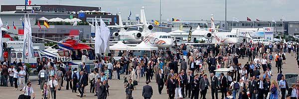 47th Paris Air Show in 2007.